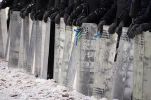 manifestation anti-gouvernementale en ukraine photo