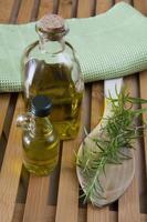 l'huile de romarin