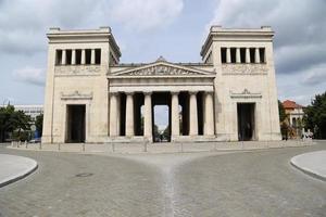 königsplatz, munich photo