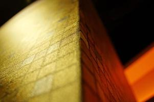 mur géométrique photo
