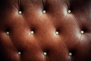 fond de sellerie en cuir véritable pour une décoration de luxe en photo