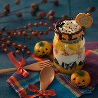 dessert d'Halloween photo