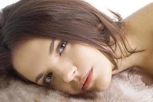 belle jeune femme photo