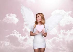 Ange de l'amour photo