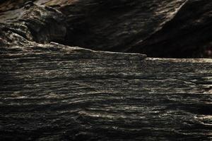 texture de bois dur naturel photo