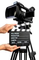 caméra et action! photo
