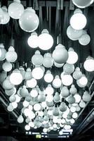 décor d'éclairage