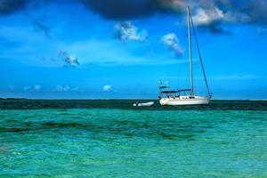 naviguer sur des eaux tranquilles photo