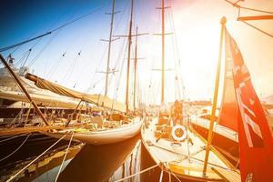 port de yacht photo