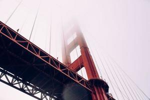 regardant le pont du Golden Gate photo