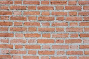 vieux mur de briques vintage photo
