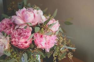 gros plan, de, a, bouquet