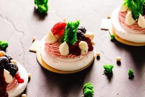 dessert d'été photo
