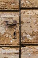vieille poignée de porte