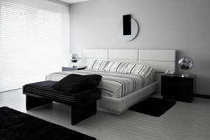 design d'intérieur: chambre à coucher