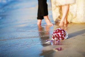 bouquet de mariage photo