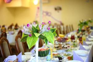 salle de mariage photo