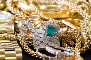 bijoux en or photo