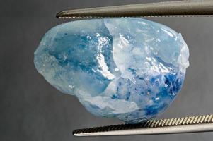 Bleu saphire photo