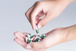 prendre des pilules