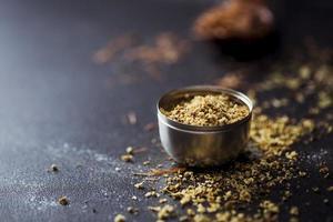 thé de fleur de sureau séché