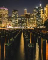 Les immeubles de grande hauteur à Manhattan