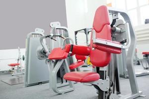 appareil de gym