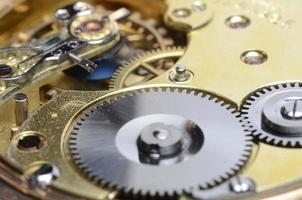 mouvement d'horlogerie