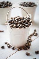 graines d'huile de ricin-Ricinus communis photo