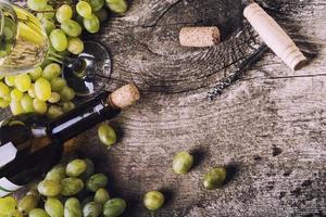 du vin photo