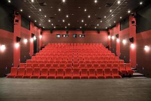 auditorium de cinéma photo