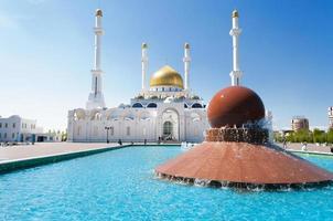 mosquée nur-astana photo