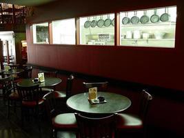 intérieur de restaurant | cuisine photo