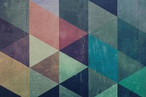 textile à carreaux colorés photo