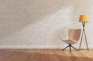 intérieur de salon moderne