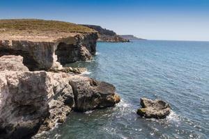 falaises à malte photo