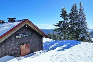 maison du service de secours en montagne