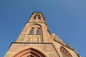 Cathédrale de l'église aux Pays-Bas