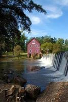 Moulin de Starr en Géorgie