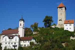 monastère dans obermarchtal photo