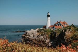 phare de Portland, Maine photo