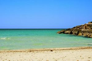 plage es trenc à Majorque photo
