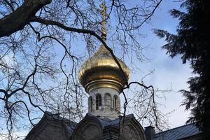 Église orthodoxe de baden baden