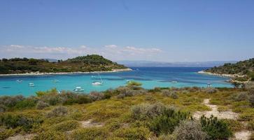 L'île de Diaporos en Grèce photo