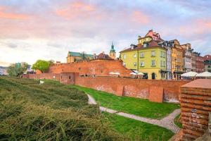 Vieille ville de Varsovie, Pologne