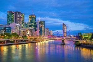 Brisbane City, Australie