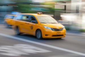 taxi de la ville de new york