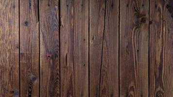 planches de mur en bois