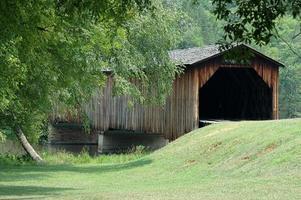 pont couvert historique