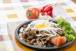 nourriture chinoise photo